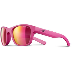 Julbo Reach Spectron 3CF Sunglasses Junior 6-10Y Matt Pink-Multilayer Pink